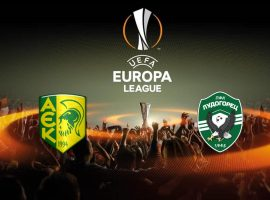 AEK vs Ludogorets UEFA Europa League 25/10/2018