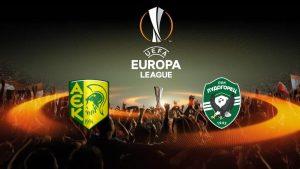 AEK vs Ludogorets UEFA Europa League