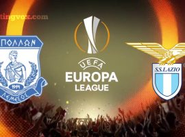 Apollon Limassol vs Lazio Europa League 29/11/2018