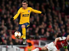 Atletico Madrid vs Arsenal Europa League 3 May 2018