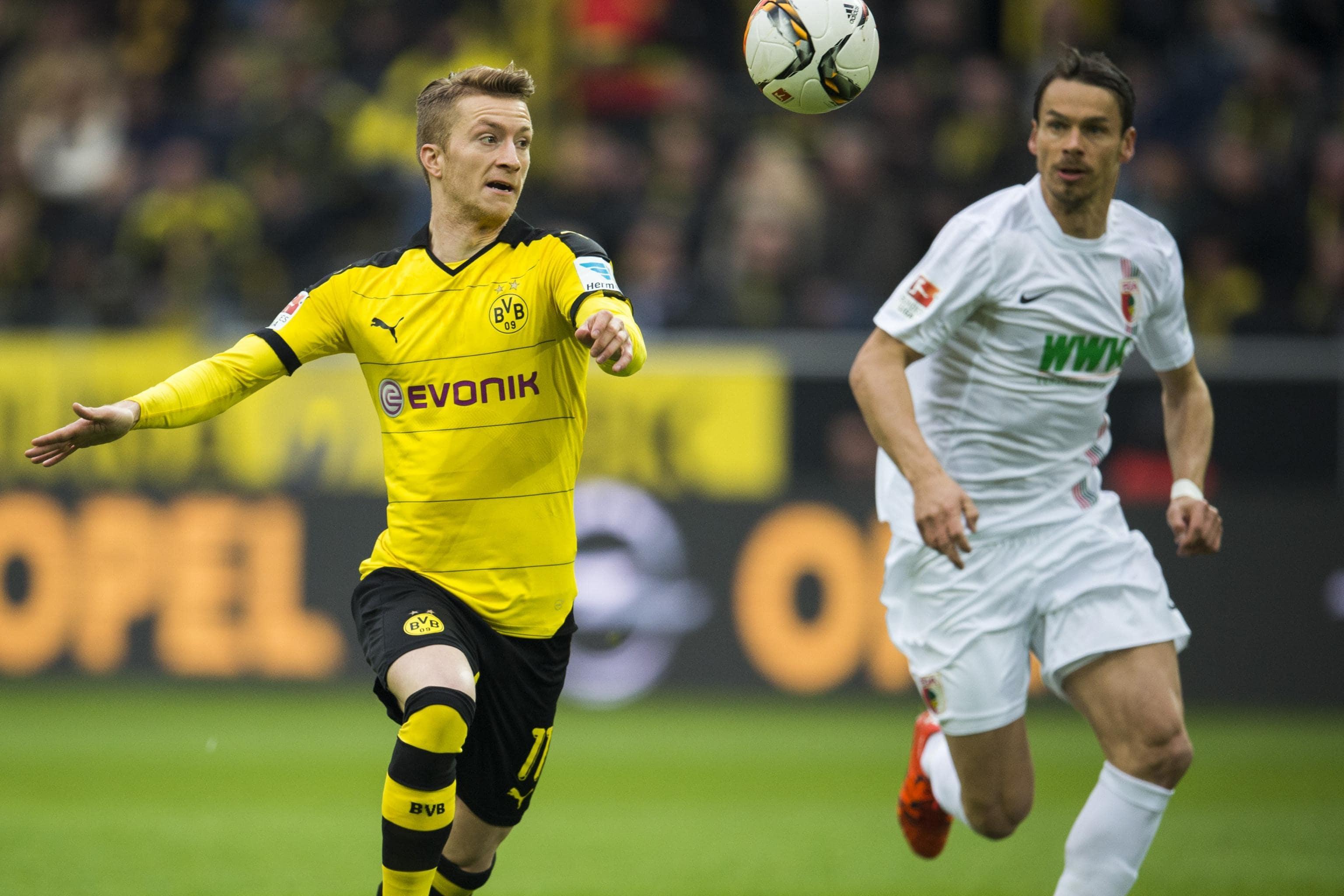 Augsburg vs Borussia Dortmund Soccer Betting Tips