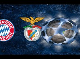 Bayern vs Benfica Champions League 27/11/2018