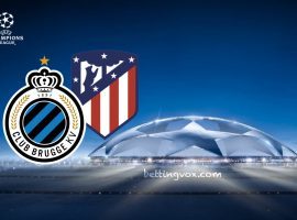 Club Bruges vs Atletico Madrid  Champions League 11/12/2018