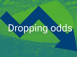 Should you bet on dropping odds?