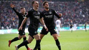 Dusseldorf vs Eintracht Frankfurt Betting Predictions