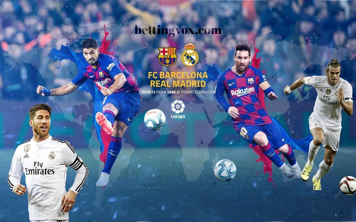 FC Barcelona vs Real Madrid Soccer Betting Tips