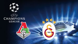 FC Lokomotiv Moscow vs Galatasaray Champions League