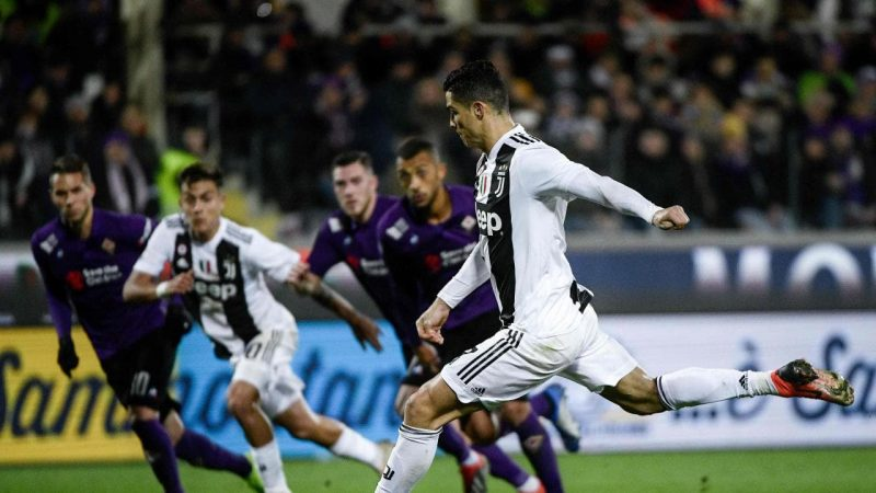 Fiorentina vs Juventus Soccer Betting Tips 14/09/2019