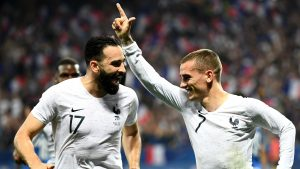 France - United States Betting Prediction