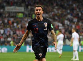 France – Croatia World Cup Final 15/07