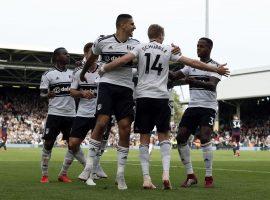 Premier League Huddersfield Town vs Fulham 5/11/2018