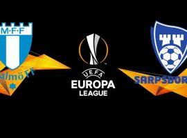 Malmo vs Sarpsborg Europa League 8/11/2018