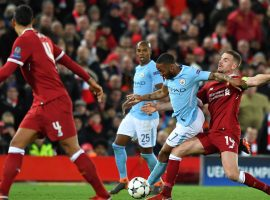 Champions League Manchester City – Liverpool 10 April 2018