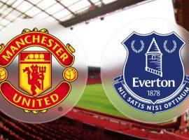 Premier League Manchester United vs Everton 28/10/2018