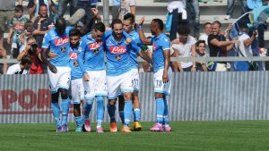 Betting Prediction Napoli vs Sassuolo