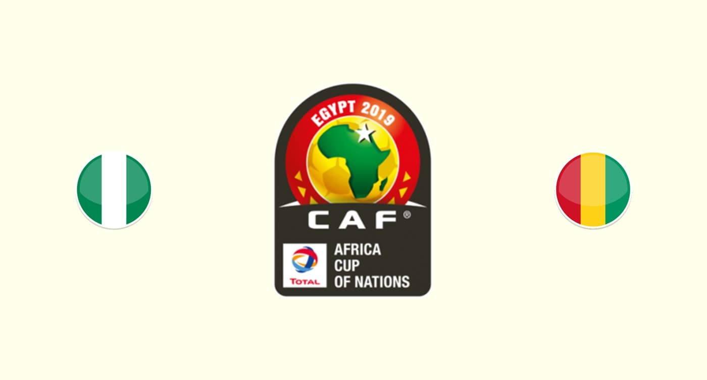 Nigeria vs Guinea Betting Tips