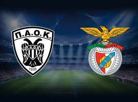 Champions League PAOK vs Benfica 29/08/2018
