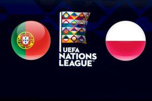 UEFA Nations League Portugal vs Poland