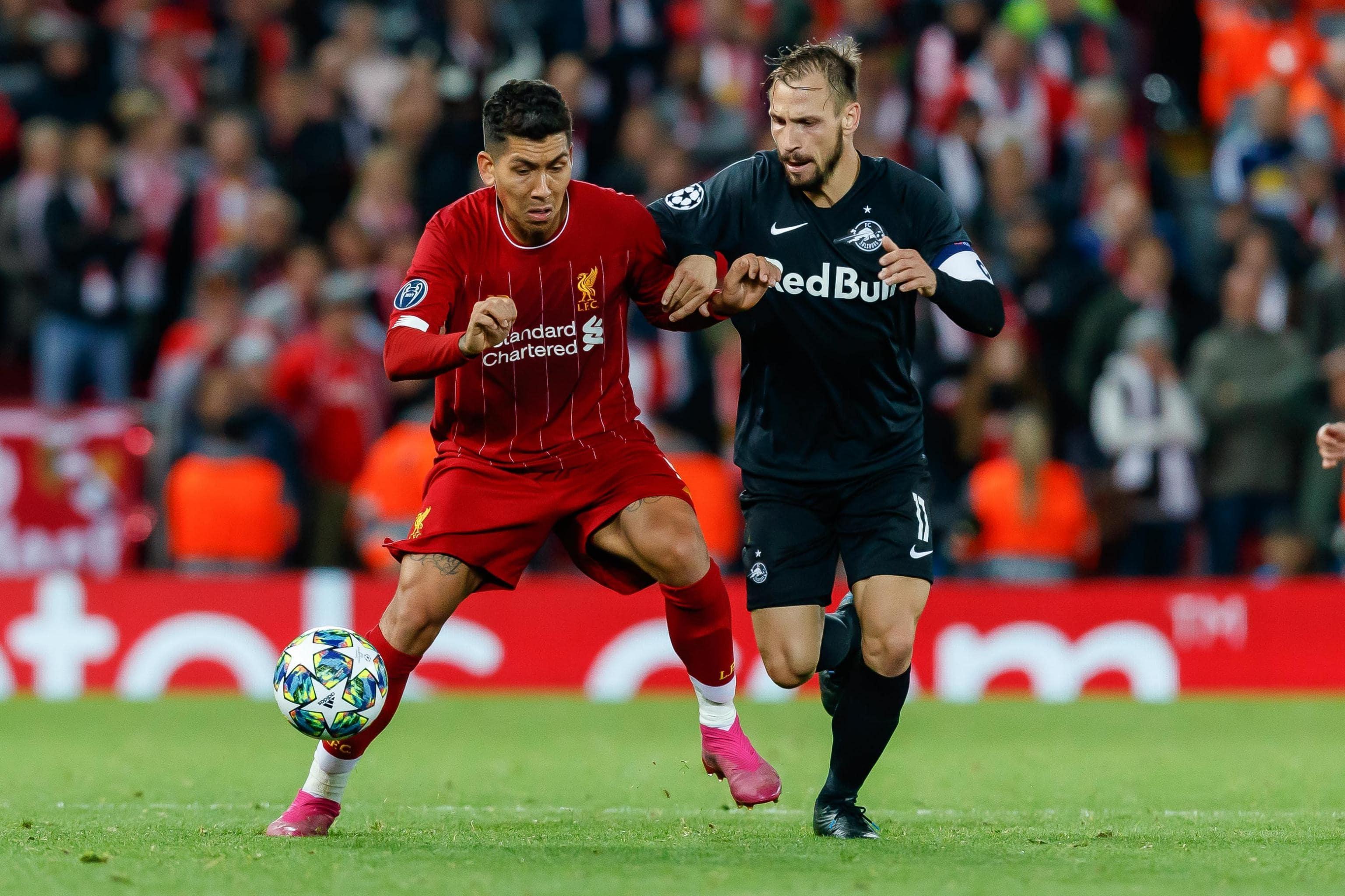 Salzburg vs Liverpool Soccer Betting Tips