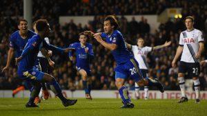 Tottenham - Leicester Premier League