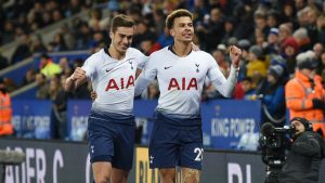 Tottenham vs Burnley Premier League