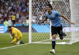 Uruguay - France World Cup Prediction
