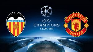 Valencia vs Manchester United Champions League
