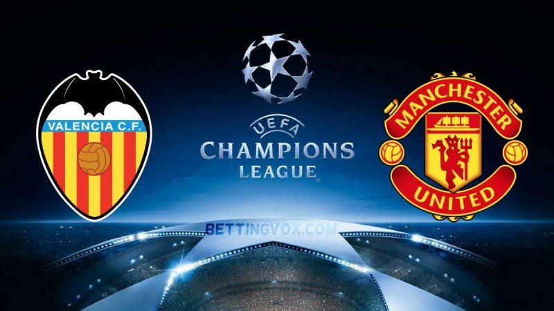 Valencia vs Manchester United Premium Betting Tips & Predictions 12/12/2018