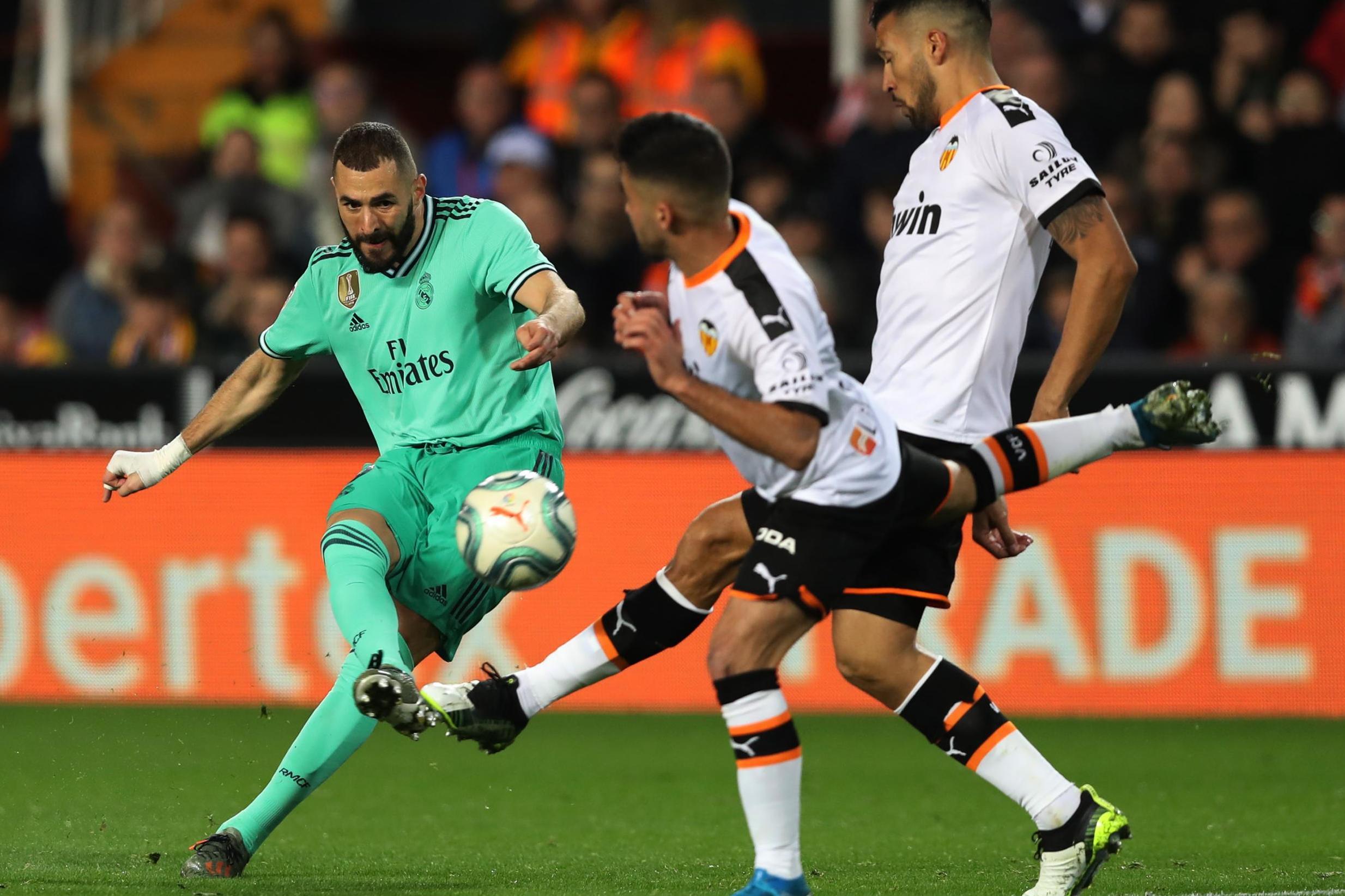 Valencia vs Real Madrid Free Betting Tips