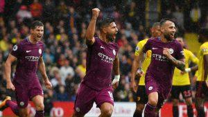 Watford vs Manchester City Premier League